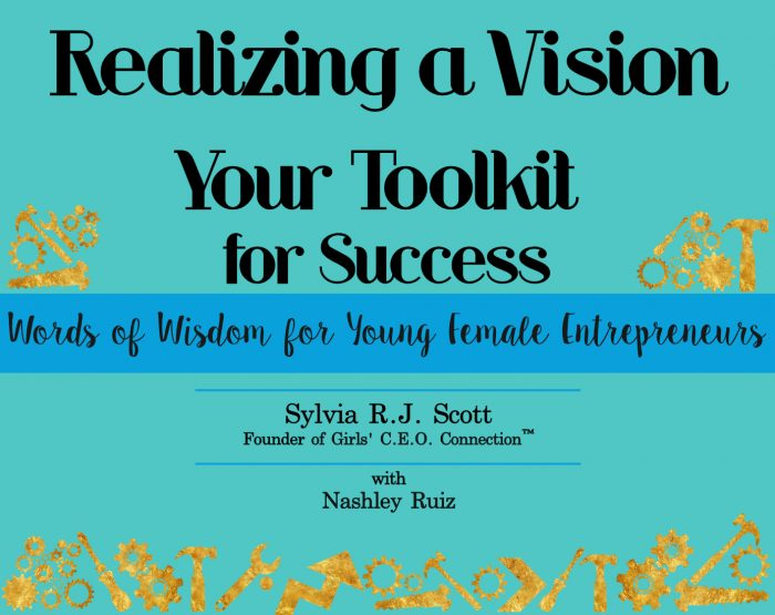 Become a Sponsor For Realizing a Vision, The Book