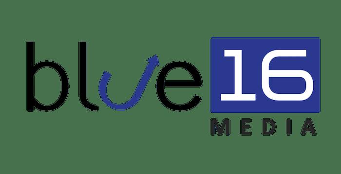 Blue 16 media logo 700 x 358