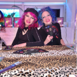 Tish & Snooky, Manic Panic Living in Color Book Launch
